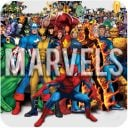 Marvels Team Logo