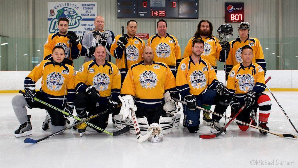 Team Falcons S2016