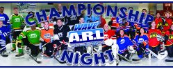 Championship Night – Winter 2017-18