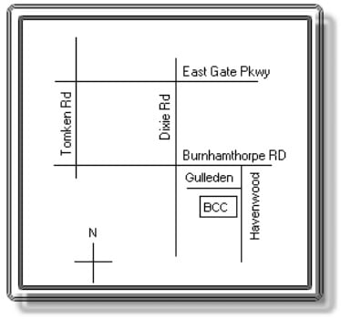 Burnhamthorpe Outdoor Rink