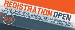ARL Registration