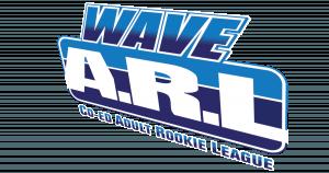 ARL - Adult Rookie League - 3D Logo